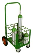 Anthony Cylinder Transport Cart 6123