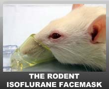 The Rodent Isoflurane Facemask