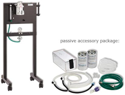 VetEquip V-10 Anesthesia Mobile System